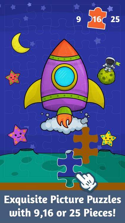 Learning Games - Play & Create screenshot-3