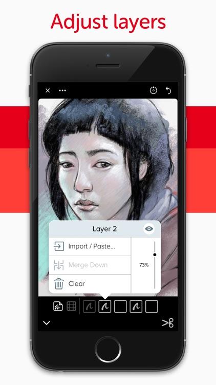 Linea Sketch screenshot-3