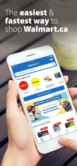 Walmart - Shopping & Groceries on the App Store