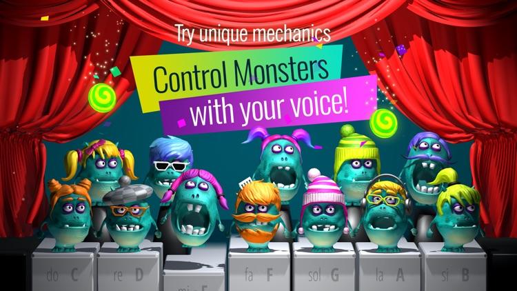 Piano Monsters: Fun music game screenshot-0