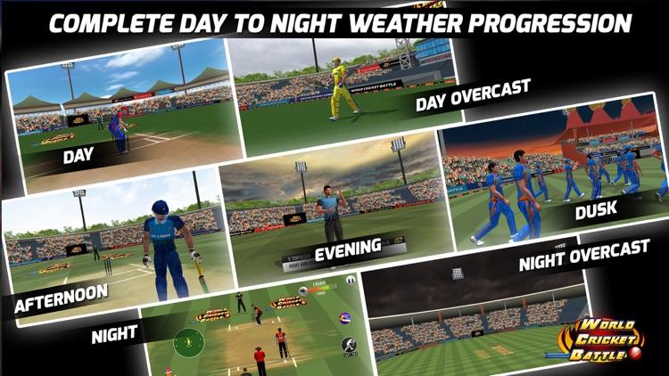World Cricket Battle screenshot-5