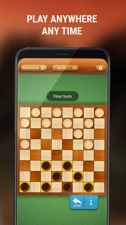 Checkers - Best Draughts Game screenshot-4