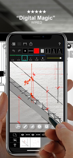 Morpholio Trace Sketch Cad On The App Store