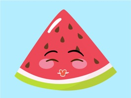 watermelon stickers app