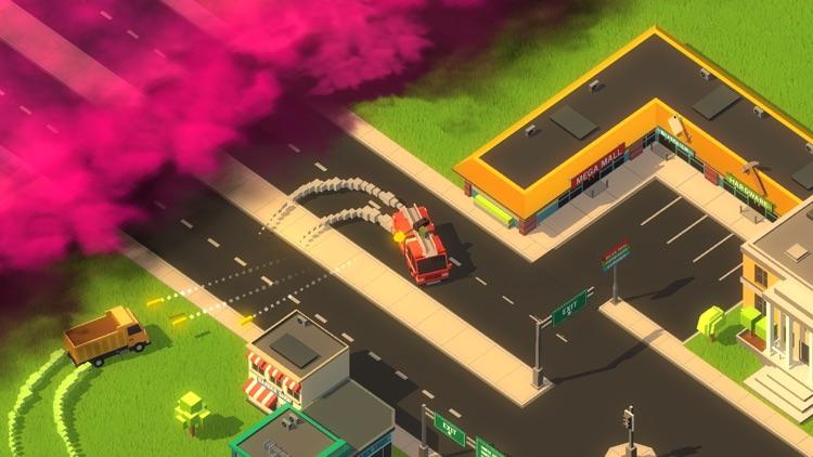 Shooting games: King Survival screenshot-0