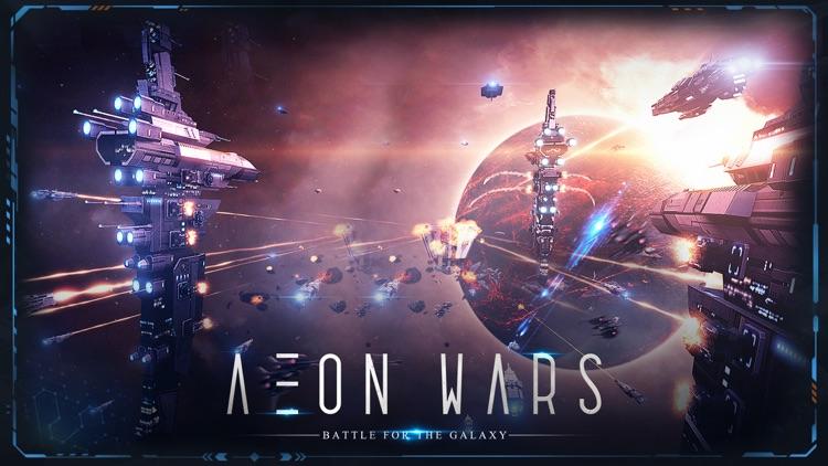 Aeon Wars: Galactic Conquest screenshot-0