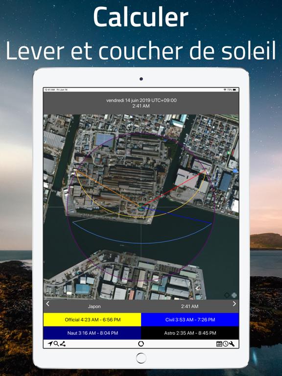 Screenshot #5 pour SoleilCarte