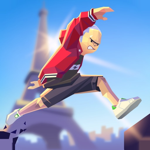 Smashing Rush : Parkour Run