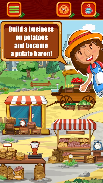 Potato baron - idle tycoon screenshot-3
