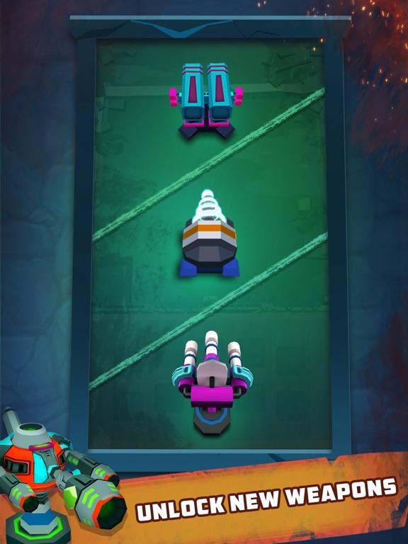 Idle Zombie : Merge Game screenshot 10