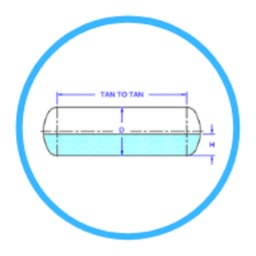 Tank Partial Volume Calculator