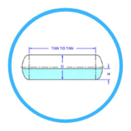 Tank Partial Volume Calculator icon