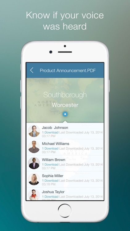 Syncplicity screenshot-4