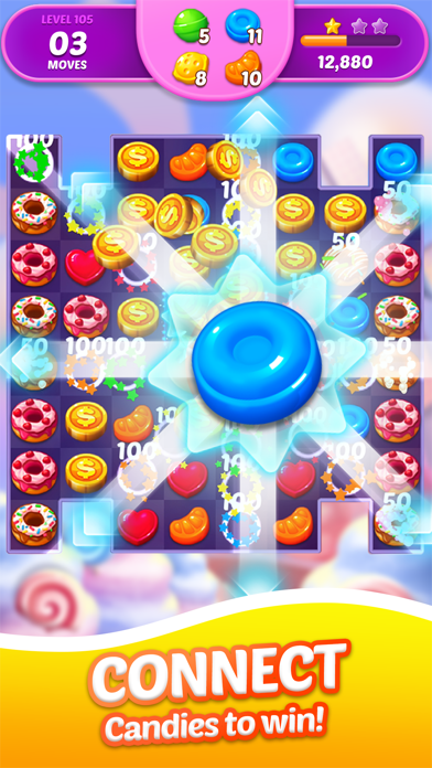 Lollipop : Link & Match screenshot 3