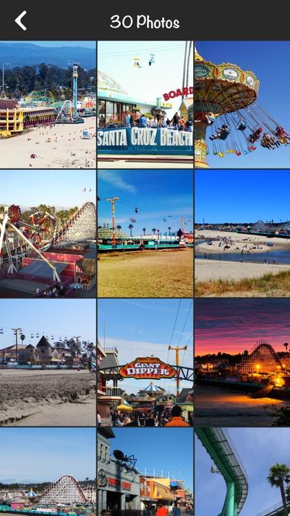Santa Cruz Beach Boardwalk App screenshot-3
