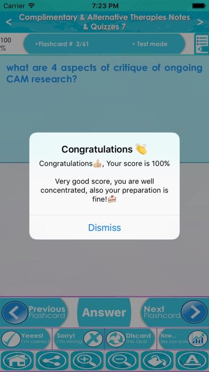 Complimentary Therapies App screenshot-3