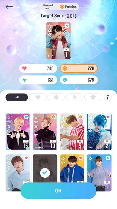 BTS WORLD screenshot 4