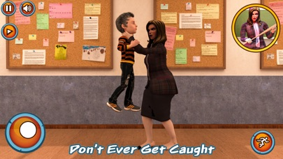 My Scary Teacher: Creepy Games Screenshot on iOS
