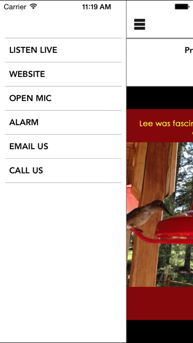 KDRY Christian Radio screenshot two
