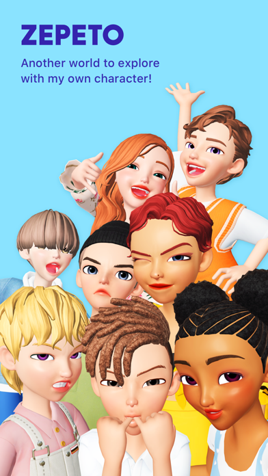 Screenshot for ZEPETO in United States App Store