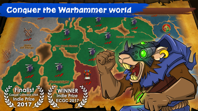 Warhammer: Doomwheel screenshot one