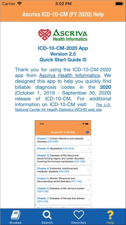 ICD-10-CM 2020 Diagnosis Codes screenshot-9