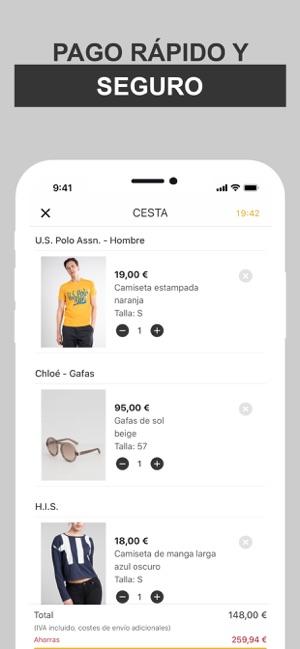 c6643bf8e5 Zalando Privé - Outlet Online en App Store