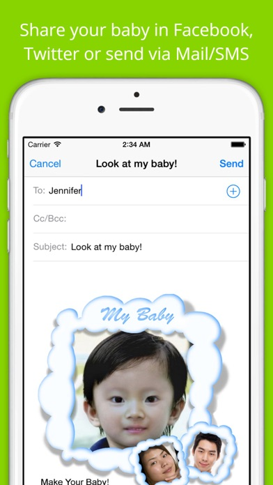 BabyMaker Screenshot