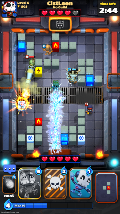 Magic Brick Wars screenshot 6