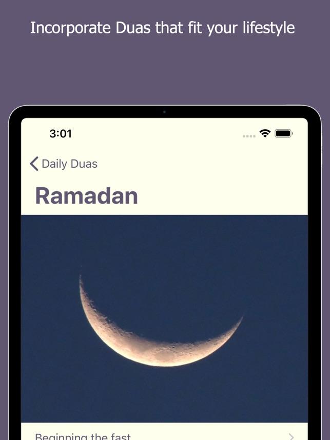 Daily Duas - Islamic Prayers on the App Store