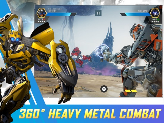 TRANSFORMERS: Forged to Fight by Kabam (iOS, United States