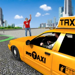 City Taxi Driver Game 2020