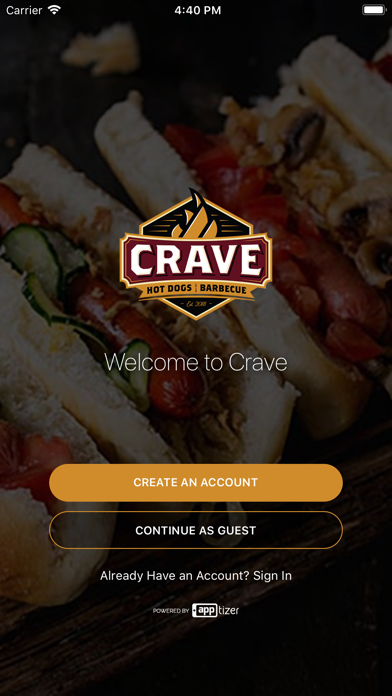 Crave Hot Dogs & BBQ