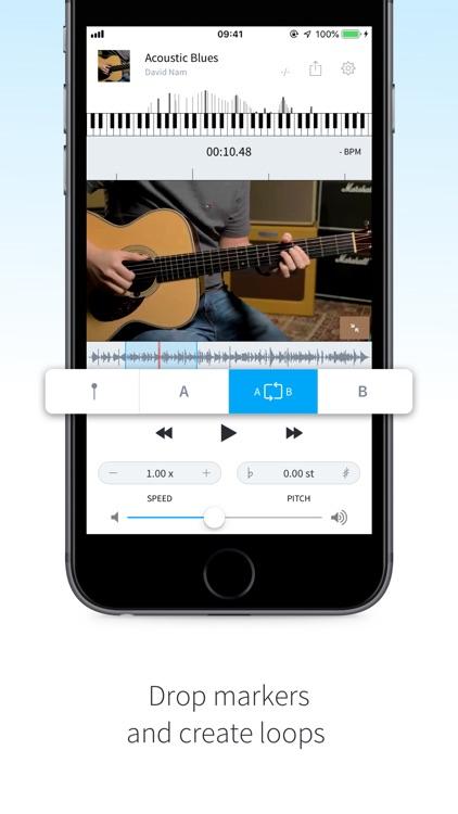 AudioStretch Lite screenshot-5