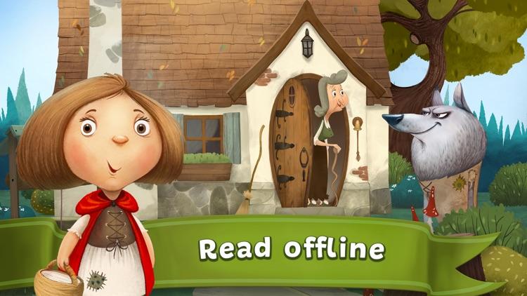 Fairy Tales ~ Bedtime Stories screenshot-3