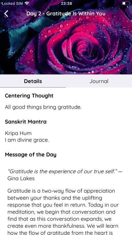 21-Day Meditation Experience screenshot-3