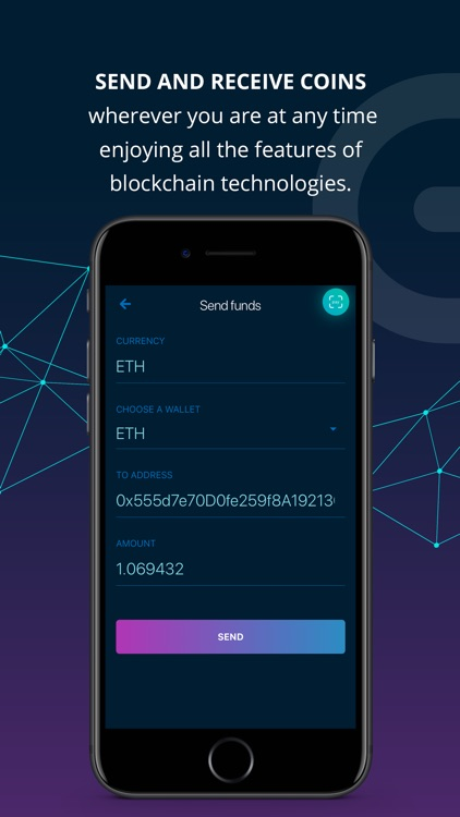 Elegro Сrypto/Fiat Wallet screenshot-4
