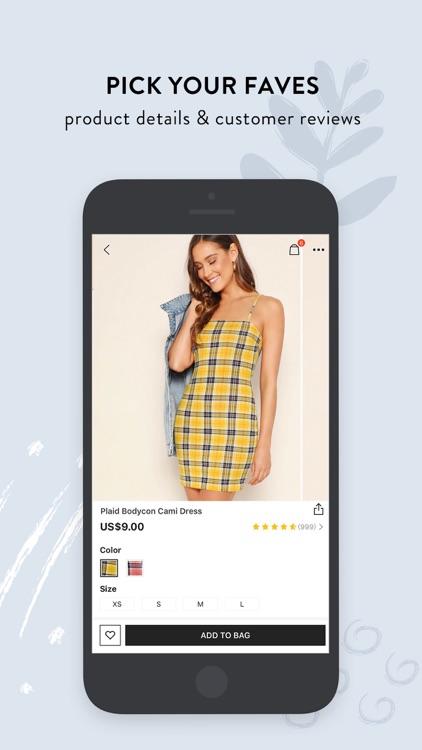 SHEIN-Fashion Shopping Online screenshot-3