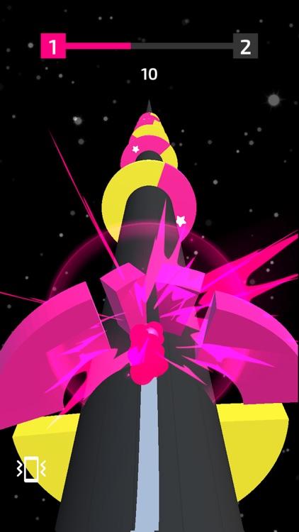 Roller Color Helix screenshot-4