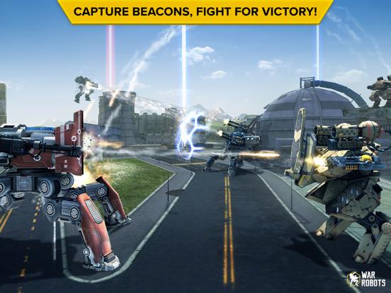 Walking War Robots screenshot