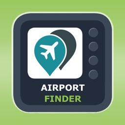 Nearest Airport Finder