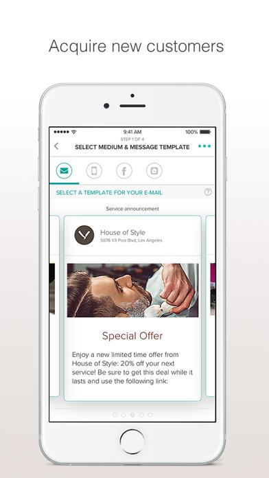 Booksy BIZ: online booking app Screenshot