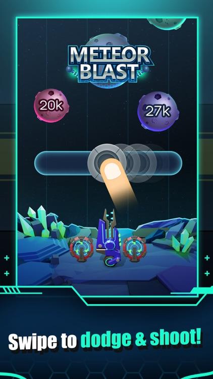 Meteor Blast! screenshot-0