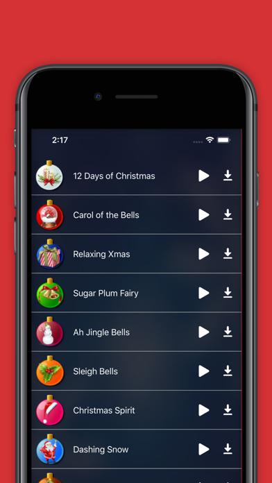 Tonos de NavidadCaptura de pantalla de3