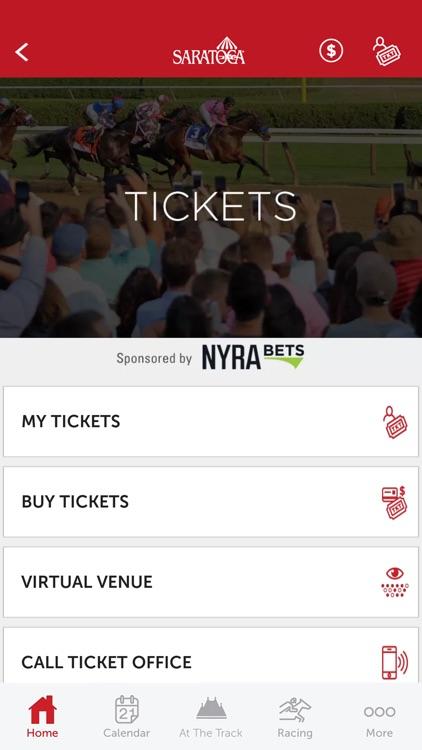 NYRA At The Track Horse Racing screenshot-4