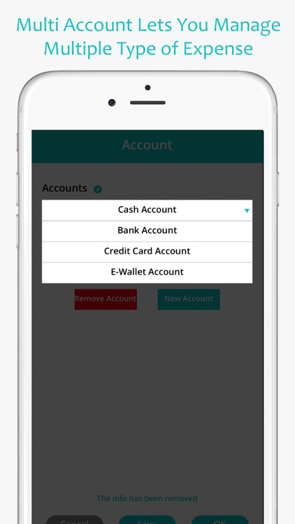 Money Expense Manager screenshot-4