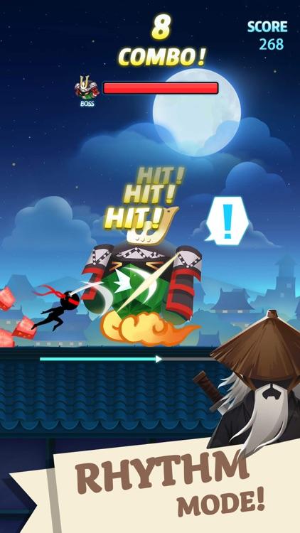 Merge Fruit Ninja