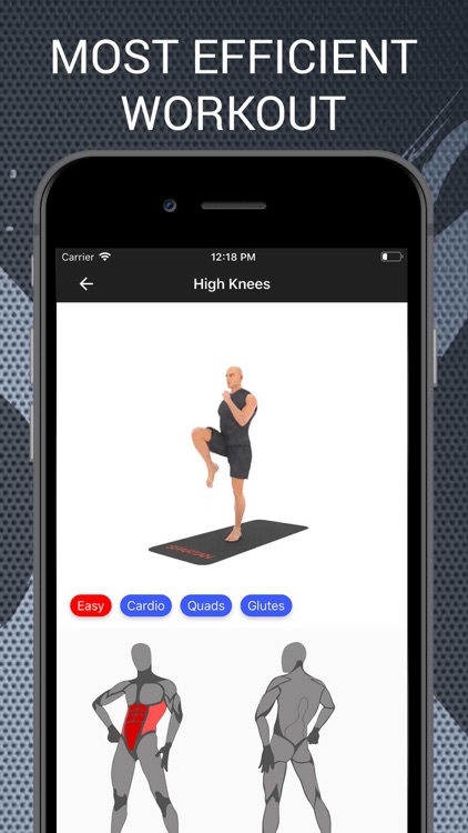 Home Workout & Fitness App
