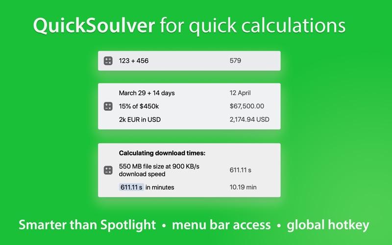 Soulver 3 Screenshot