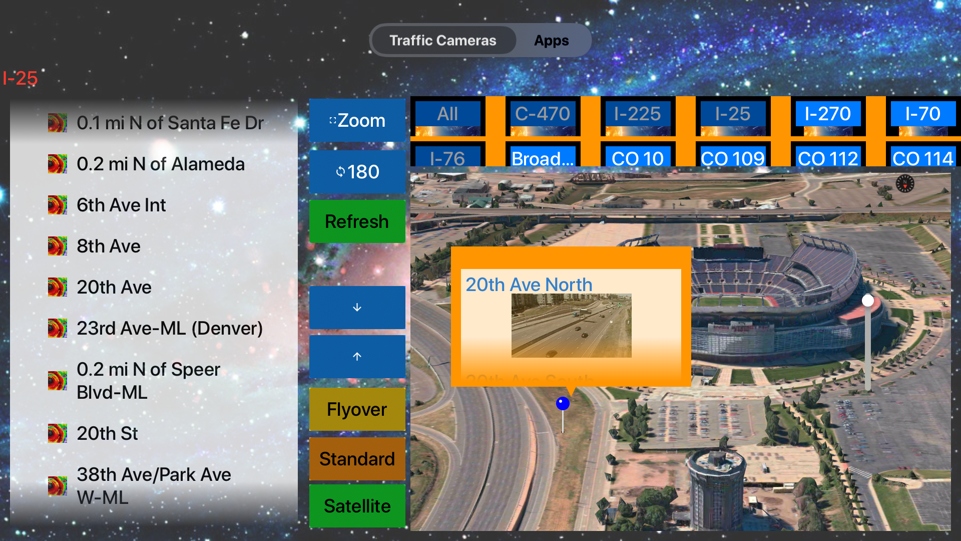 Traffic Cameras Colorado Pro screenshot 21